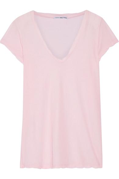 James Perse cotton-jersey T-shirt, $85