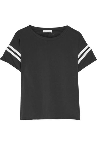 Rag + Bone vintage striped cotton-jersey T-shirt, $95