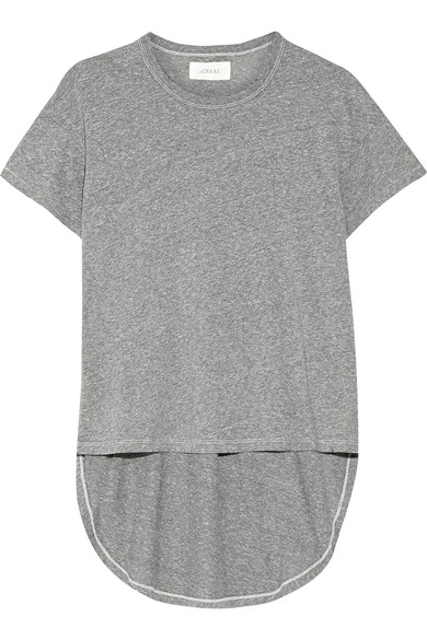 The Great Shirttail jersey T-shirt, $145
