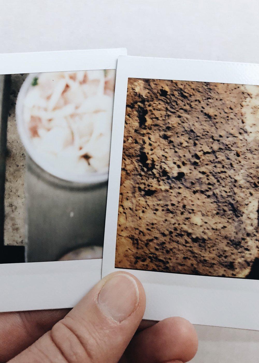 Fujifilm Instax Guide // Sandy Noto