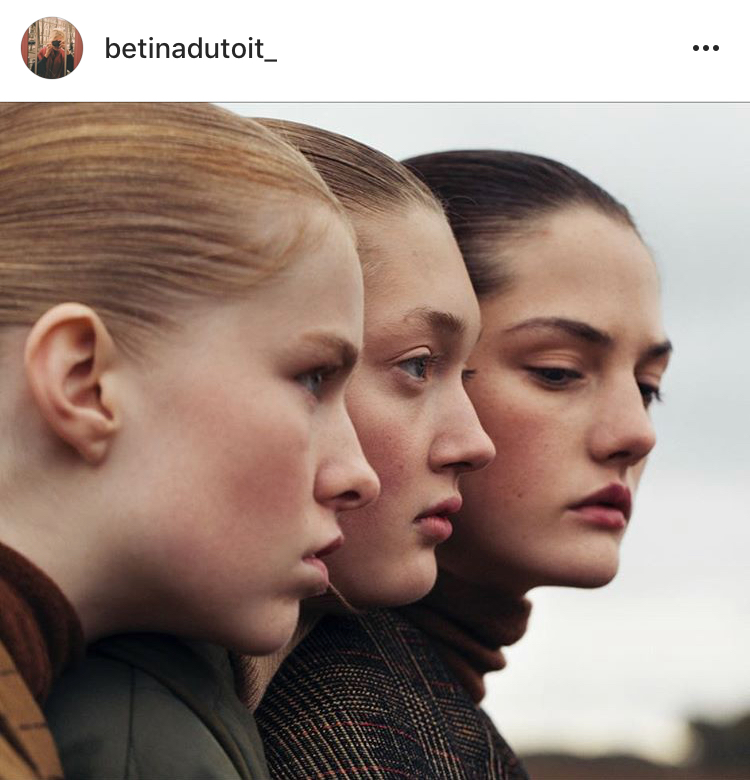 Betina du Toit. All of the portraits. - Creating these sorts of calm and beautiful portraits is incredibly difficult. I know this because I've been on the hunt for inspiring portrait photography and every time I think I've found a great new photographer, I realize it's actually a