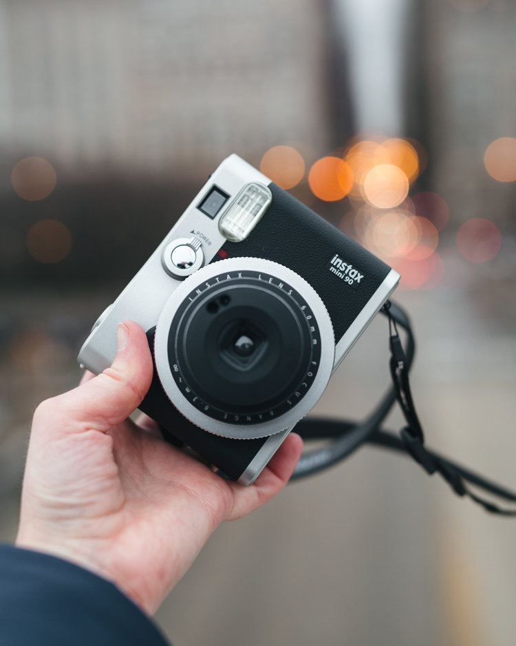 Traveling & Taking Better Photos with a Fujifilm Instax