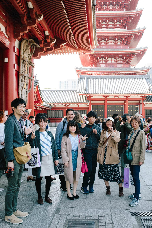 Family & Japan