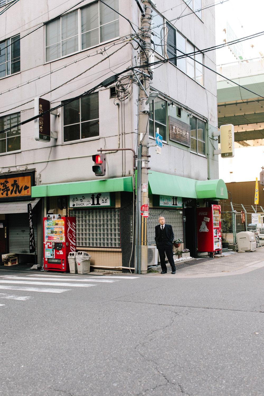 Photographing Osaka & Kyoto