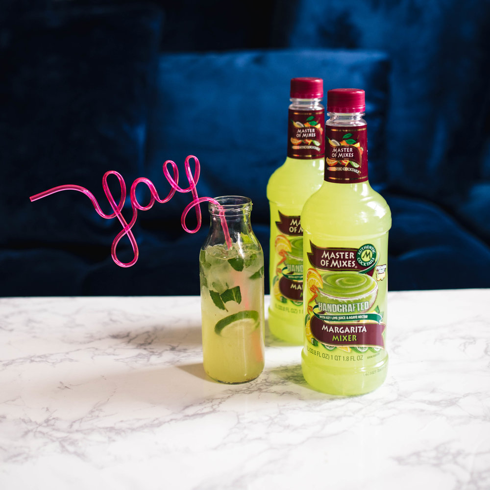 Commissioned cocktail photography