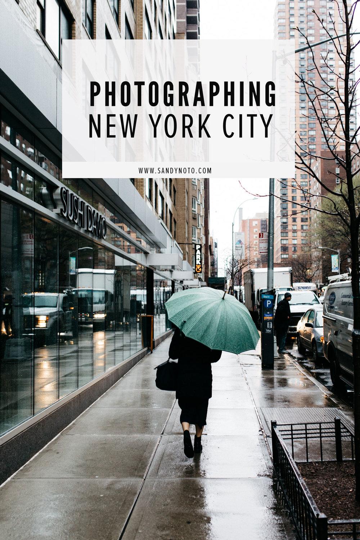 New York City Travel Photography