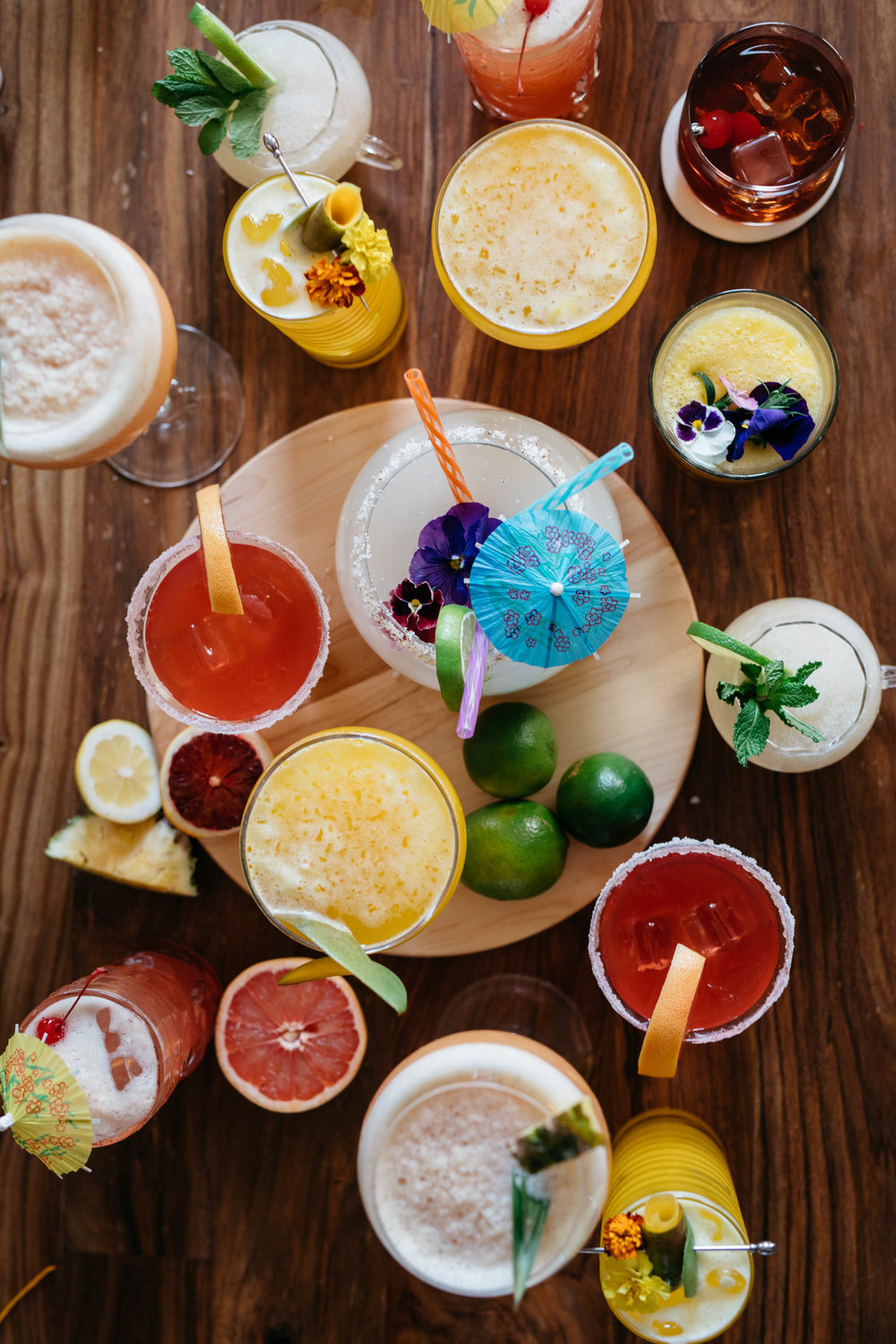 Commercial Cocktail Photography