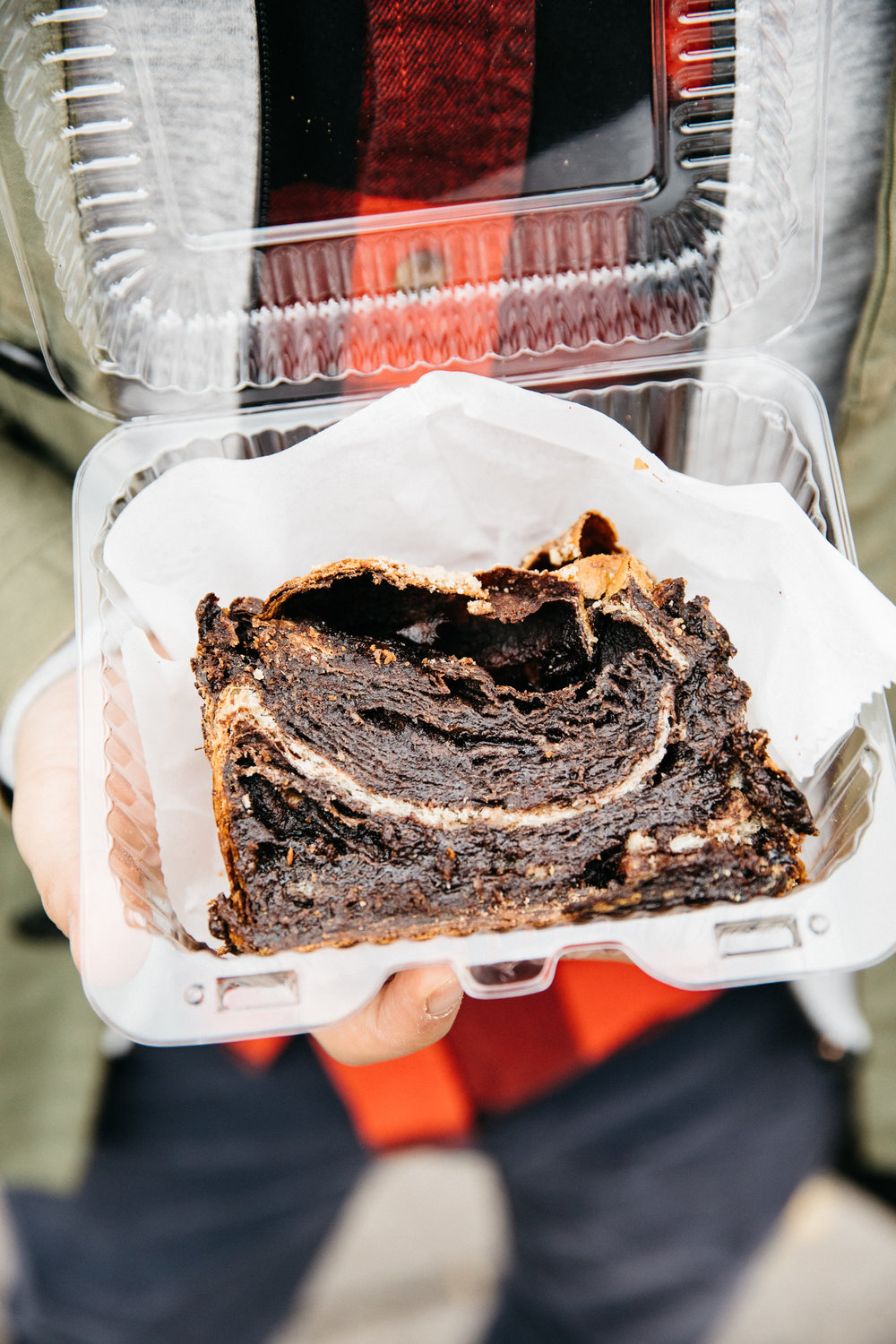 Chocolate Babka in Williamsburg