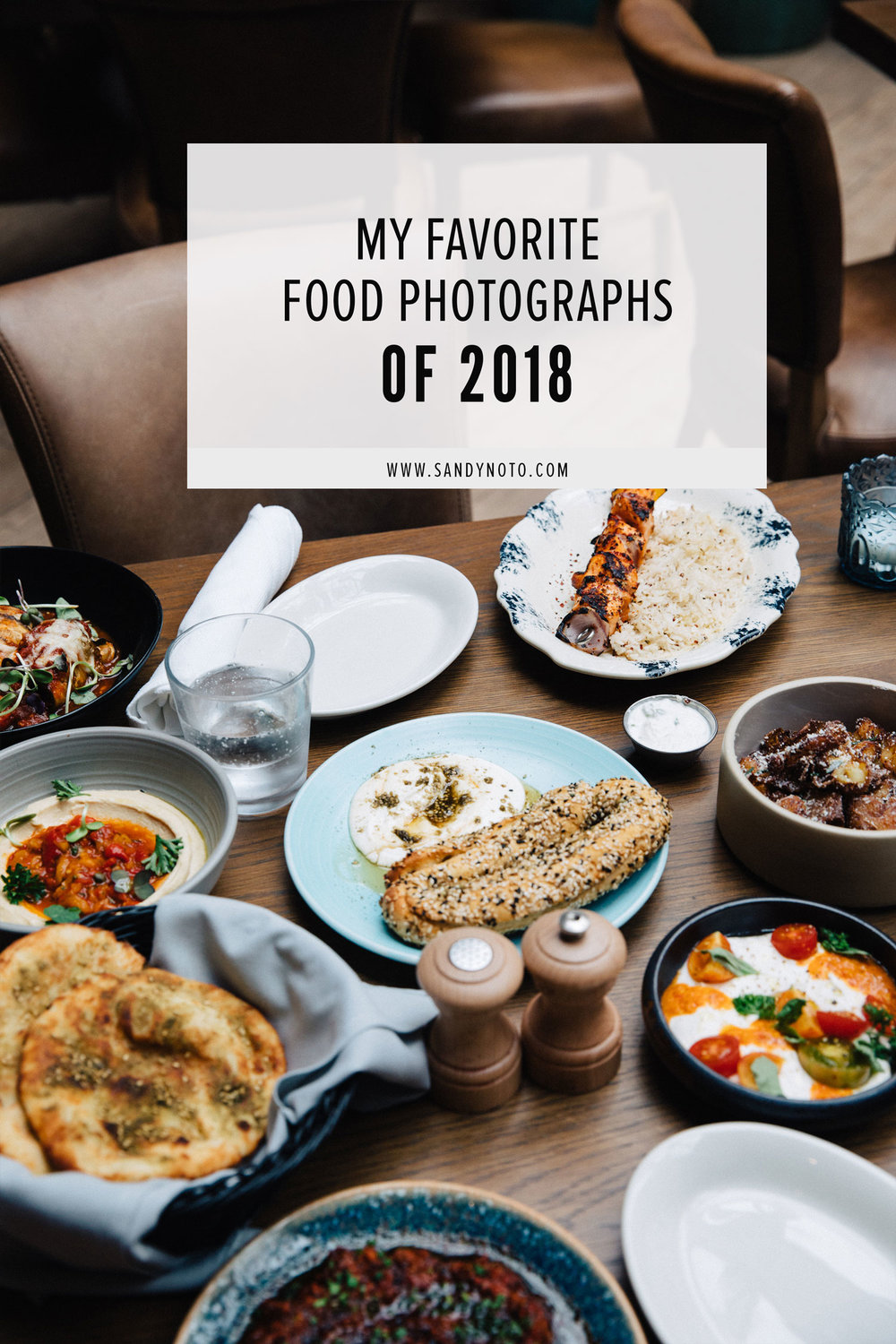 Favorite Food Photos of 2018