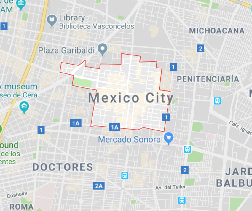 7 Places to Photograph Around Mexico City