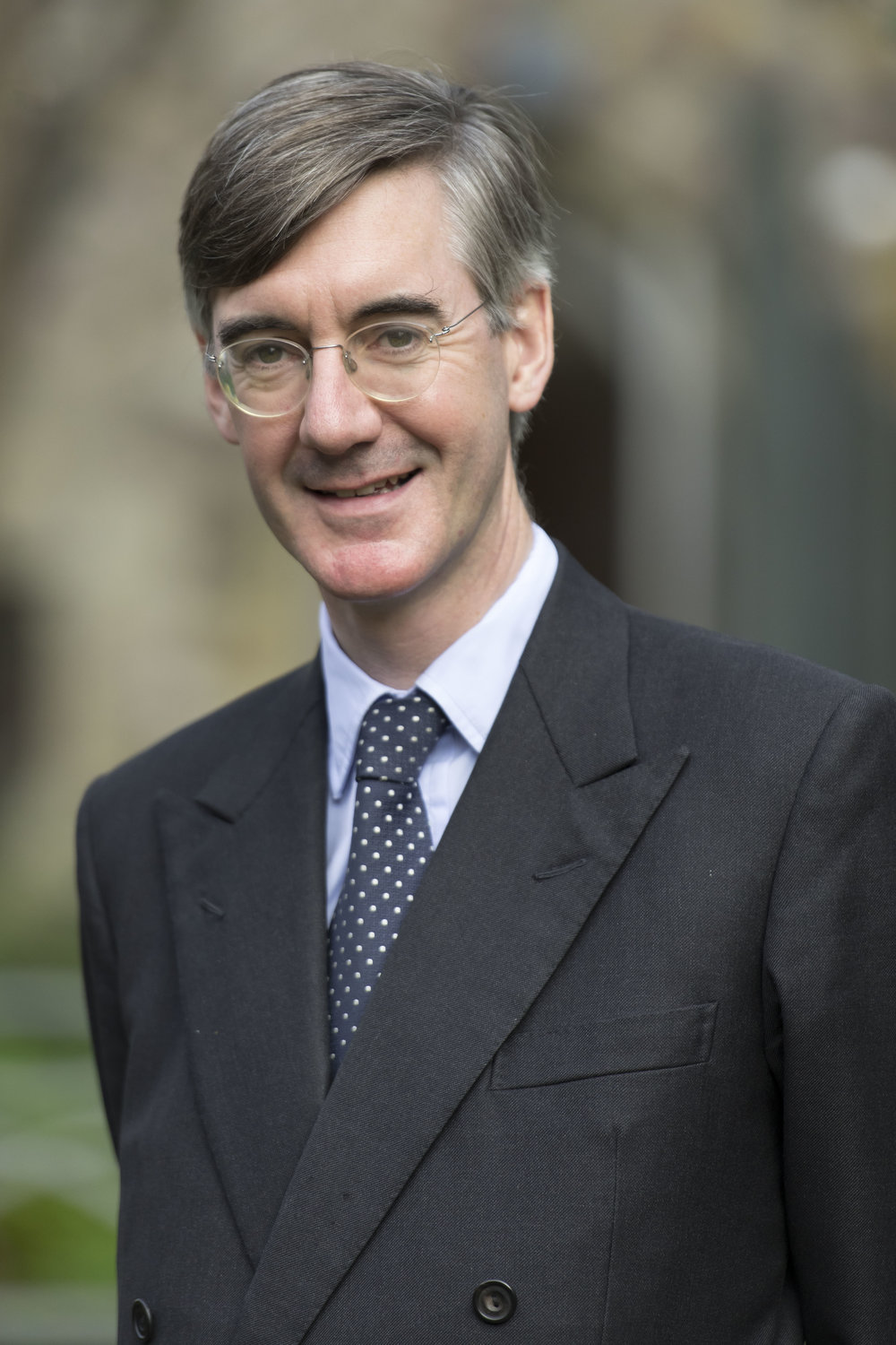 "CARDIFF, WALES - SEPTEMBER 29: Jacob Rees-Mogg, MP for North East Somerset, poses for a picture following a talk called Faith in the Future at the Cornerstone Church on September 29, 2017 in Cardiff, Wales. The talk, titled ""Faith in the Future"", explores issues surrounding the importance of faith in the public and private life of our society. Jacob Rees-Mogg has recently caused controversy over his opposition to abortion after rape or incest. (Photo by Matthew Horwood/Getty Images)"