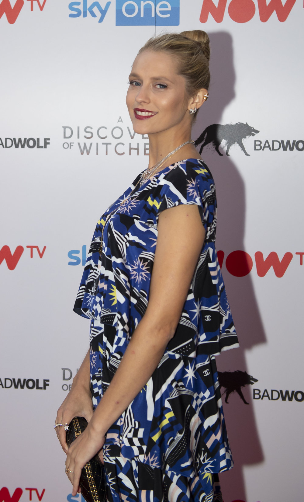 CARDIFF, WALES - SEPTEMBER 05: Teresa Palmer attends the UK Premiere of 'A Discovery Of Witches' at Cineworld on September 5, 2018 in Cardiff, Wales. (Photo by Matthew Horwood/Getty Images)