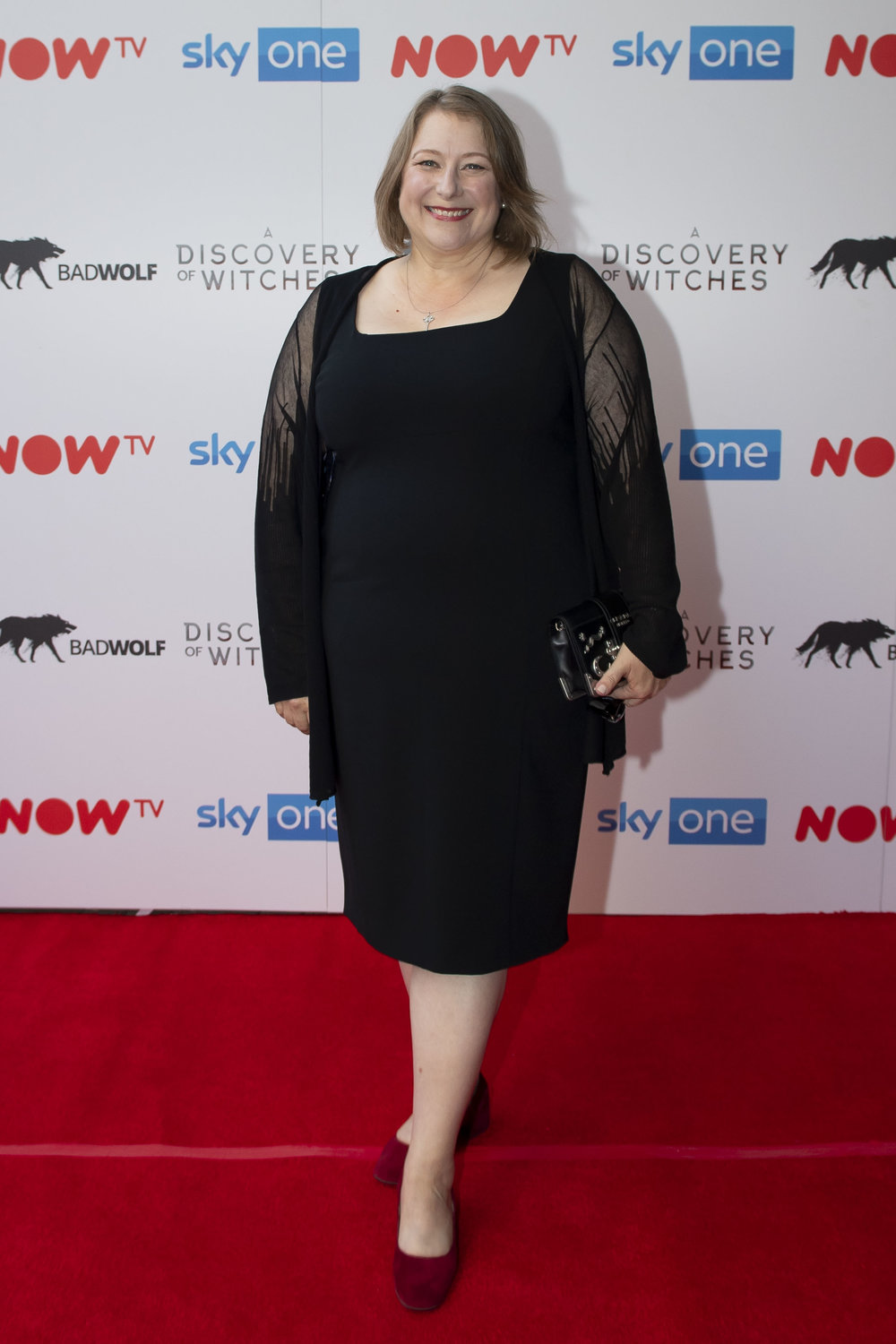 CARDIFF, WALES - SEPTEMBER 05: Author Deborah Harkness attends the UK Premiere of 'A Discovery Of Witches' at Cineworld on September 5, 2018 in Cardiff, Wales. (Photo by Matthew Horwood/Getty Images)