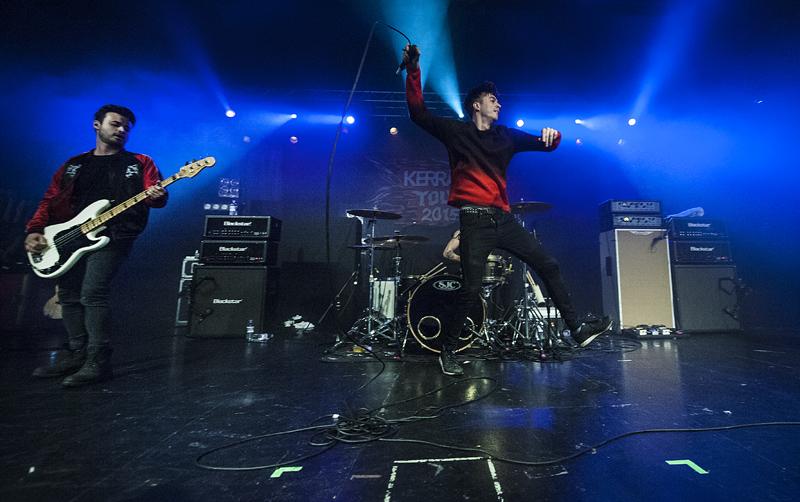 Kerrang Tour 2015 - Birmingham