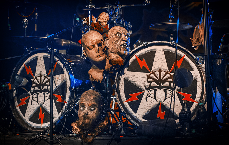 Lordi in concert - Bristol