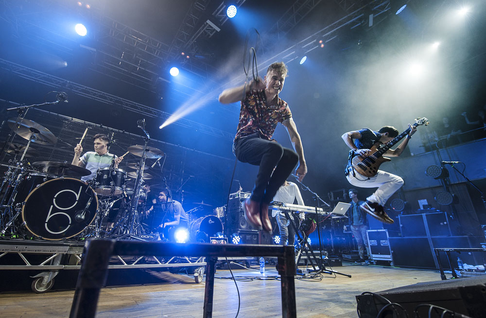 Slam Dunk Festival 2015 - The Midlands