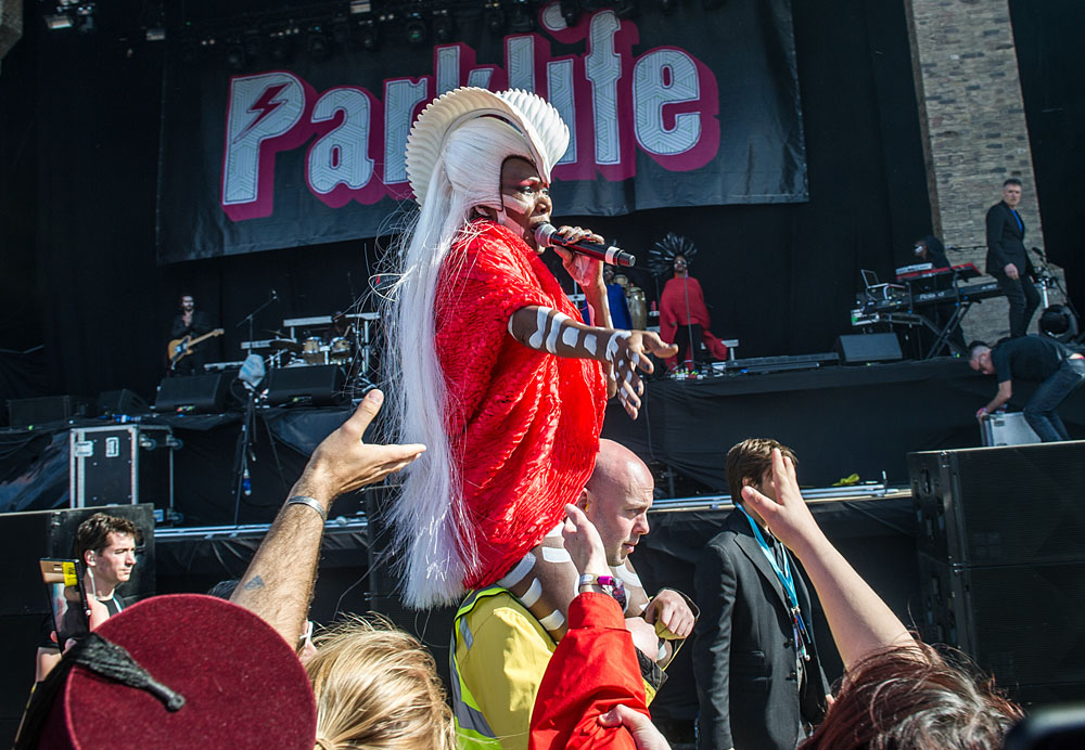 Parklife 2015 - Heaton Park Manchester - Day 2
