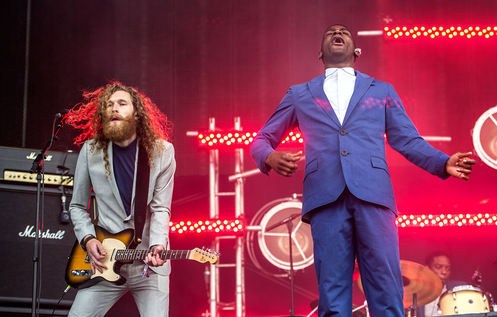 Parklife 2015 - Heaton Park Manchester - Day 1