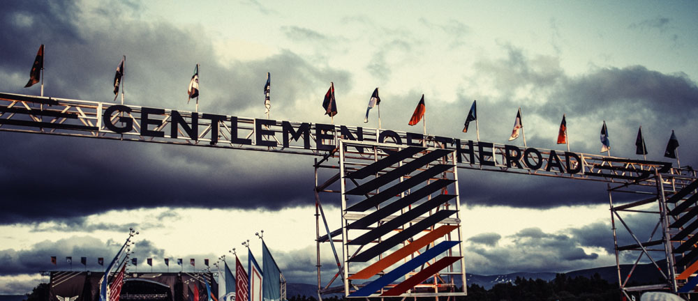 Gentlemen of the Road festival - Aviemore
