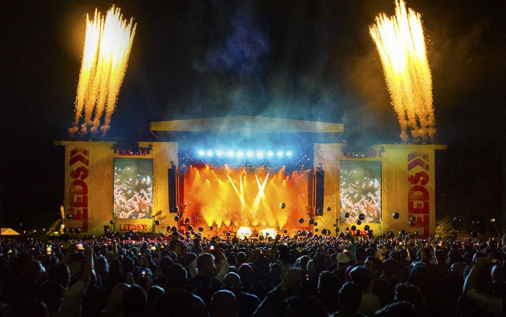 Metallica - Leeds Festival