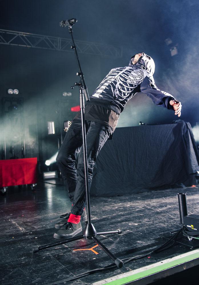 Twenty One Pilots in concert - Birmingham