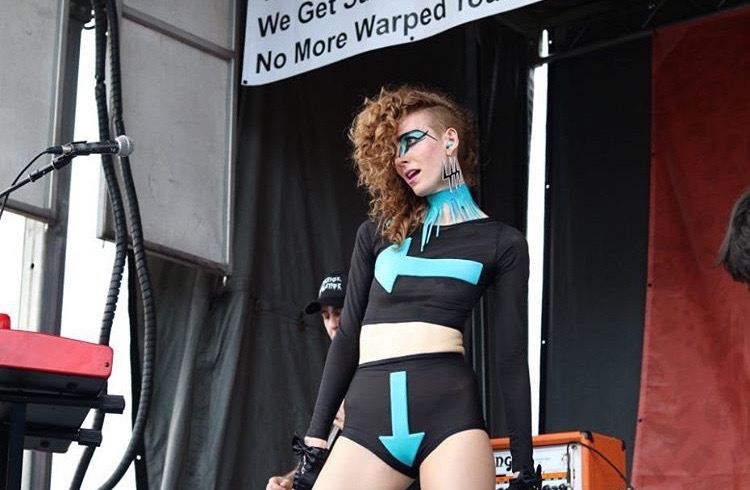 Mother Feather/ Warped Tour