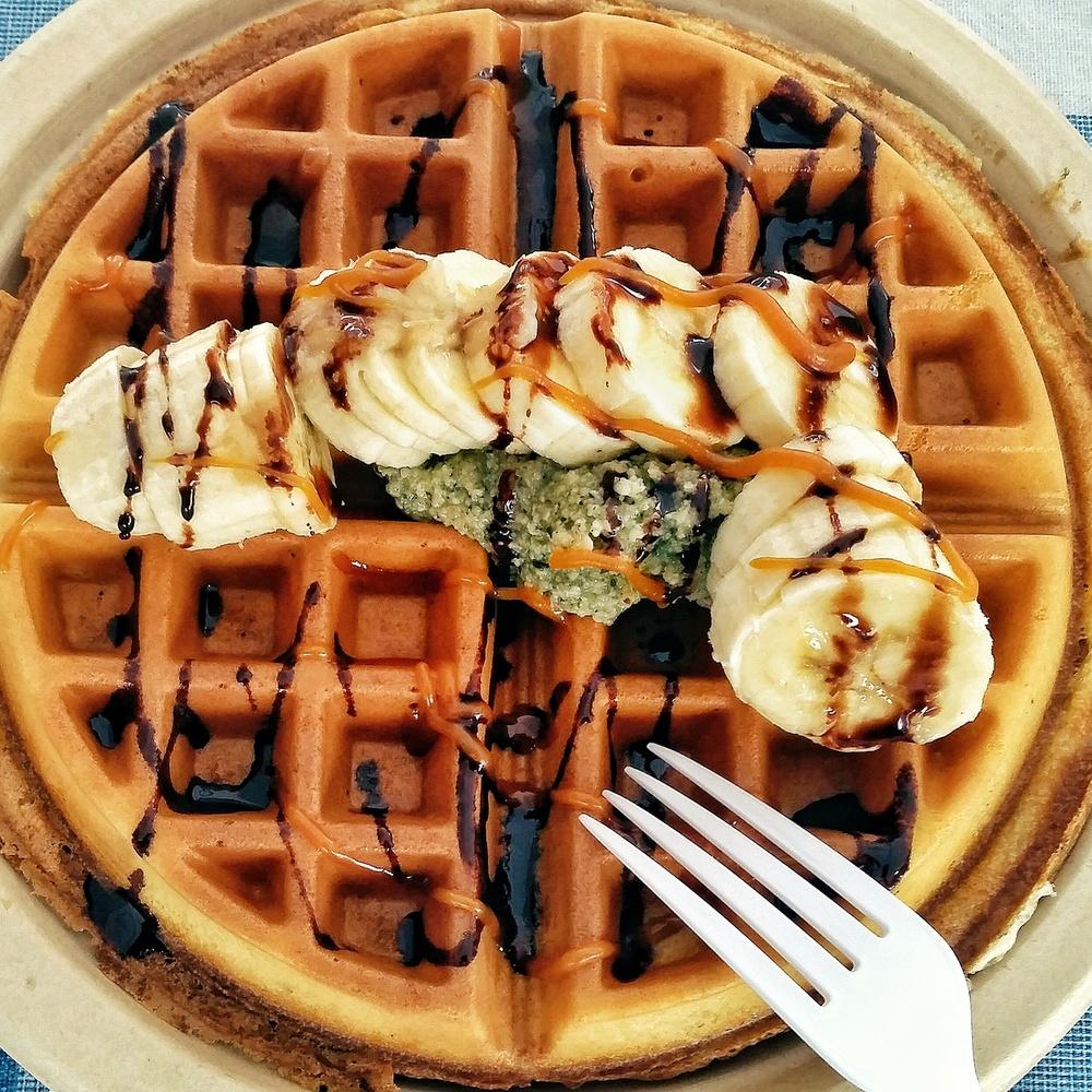 Gluten Free Waffle.