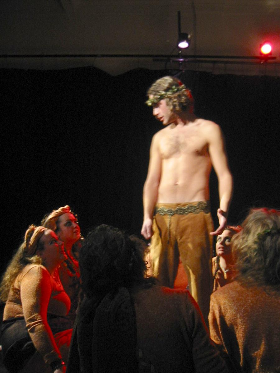 The Bacchae, 2007