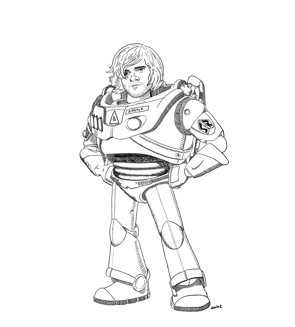 Woody Lightyear