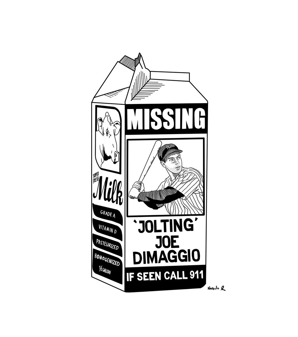 Where Have You Gone Joe DiMaggio?