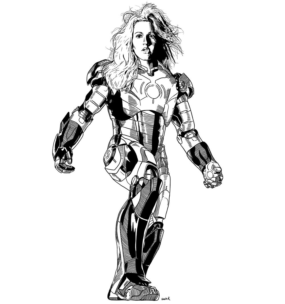 Iron Ellie