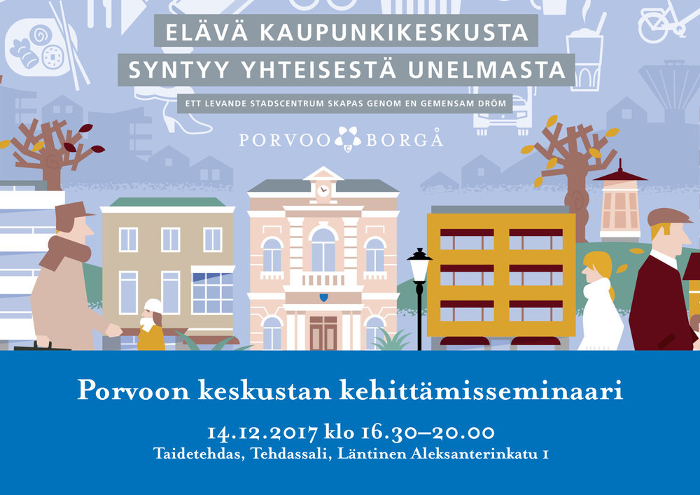 Image courtesy of the City of Porvoo