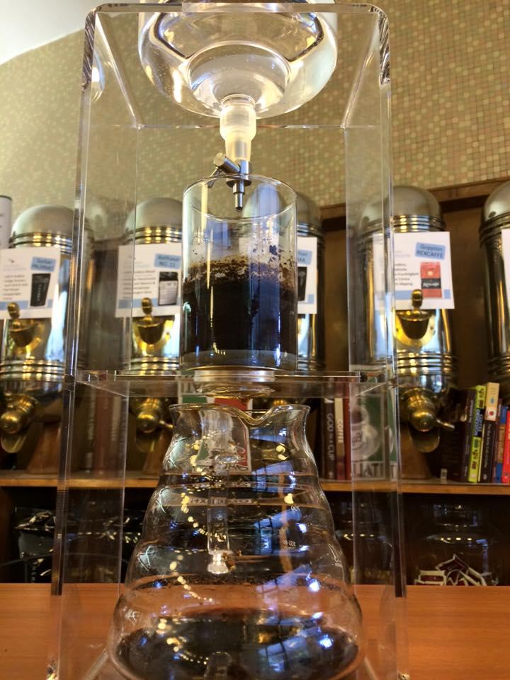 Cold Brew Drip-Kaffee