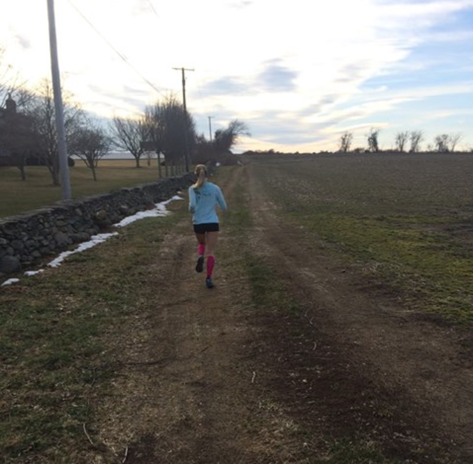 Shorts in winter? What's not to love about that?! Photo cred: Audrey Lietar