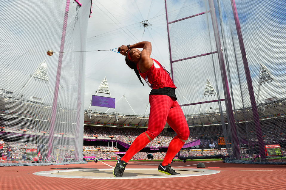 The Hammer Throw