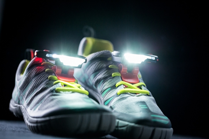 Night Runner 270 shoe light