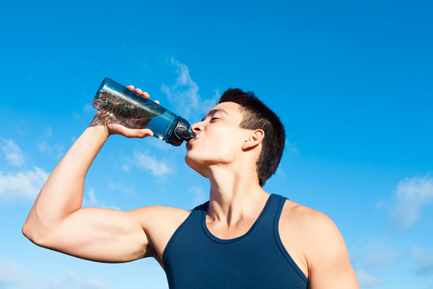 hey stock photo guy - PUT SOME NUUN IN THAT BOTTLE!