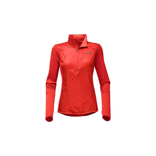 wind proof. warm. ventilated - Half zip. Full warmth.