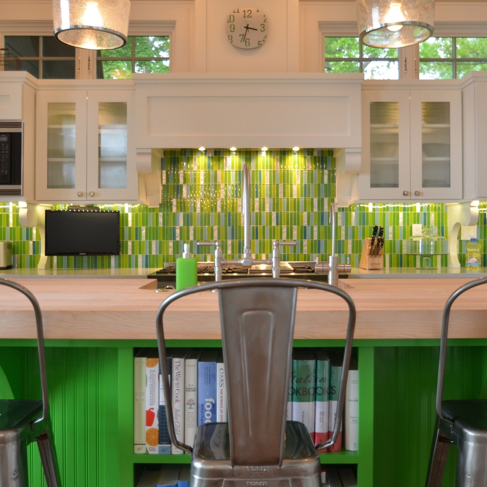 Fun with Color,  Private Residence