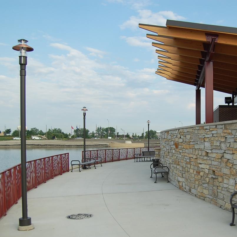 Centennial Park Amphitheater  Munster, IN