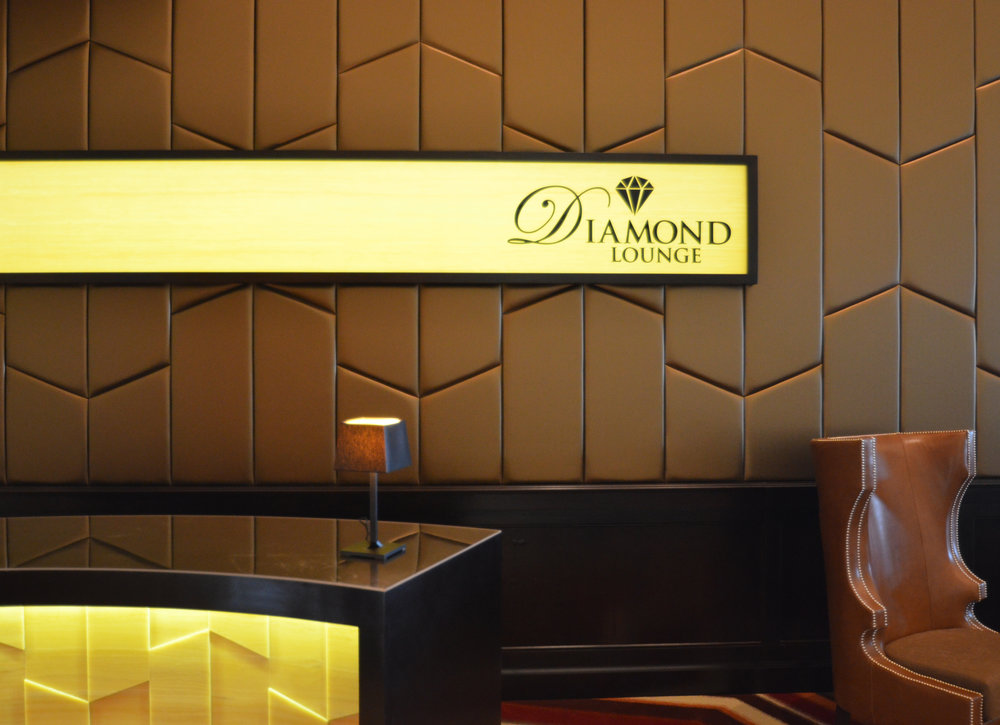 HORSESHOE CASINO DIAMOND LOUNGE