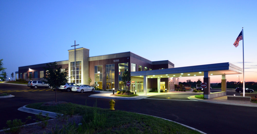 CALVARY CHURCH    Orland Park, IL