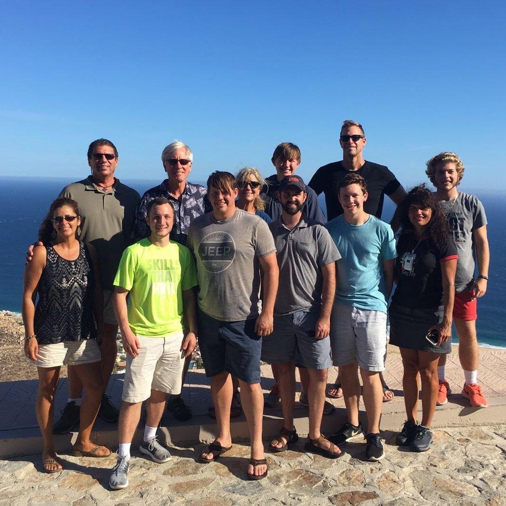 LBC sent a team to La Paz, Mexico in July 2017