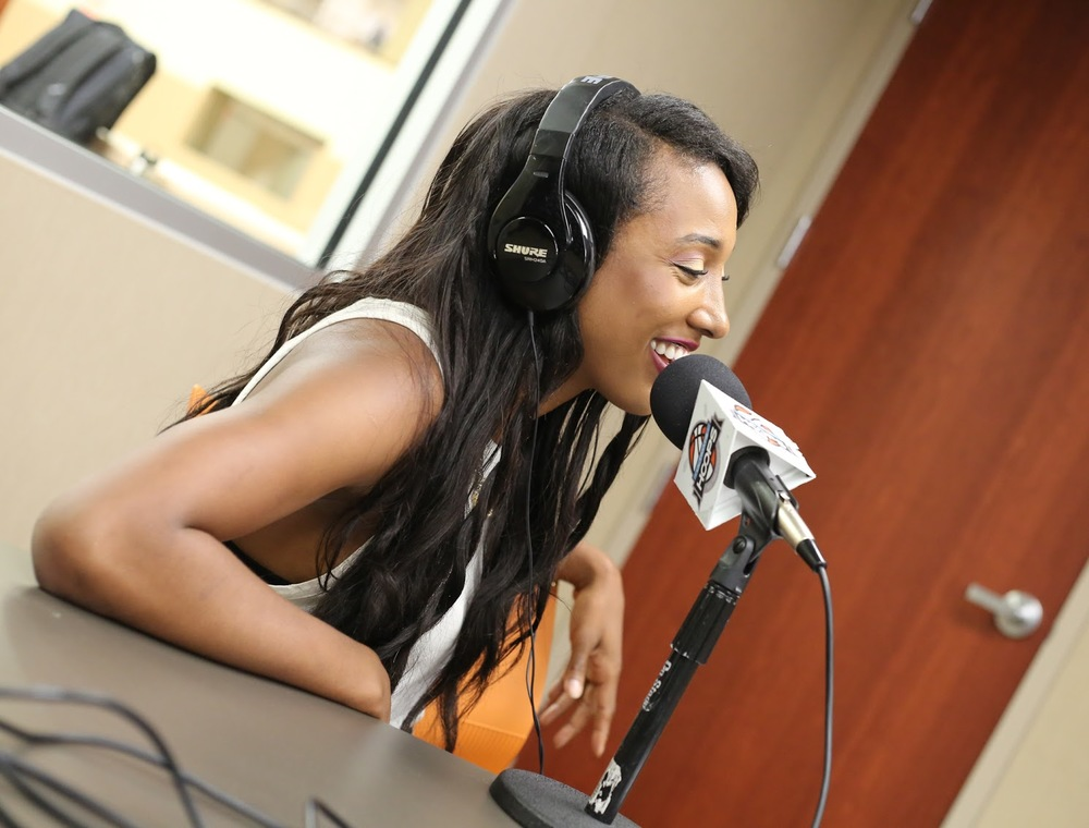 Candice Wiggins is launching her own podcast on the Ultimate Hoops Podcast Network