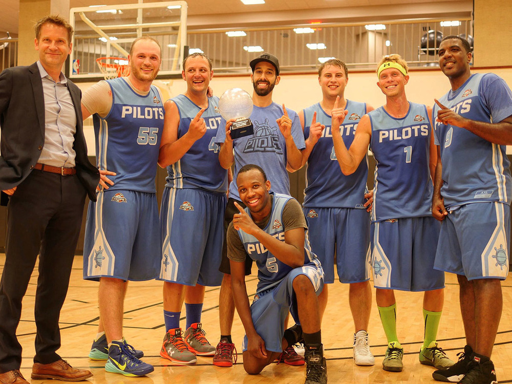 Pilots: 2016 Dream League Champions