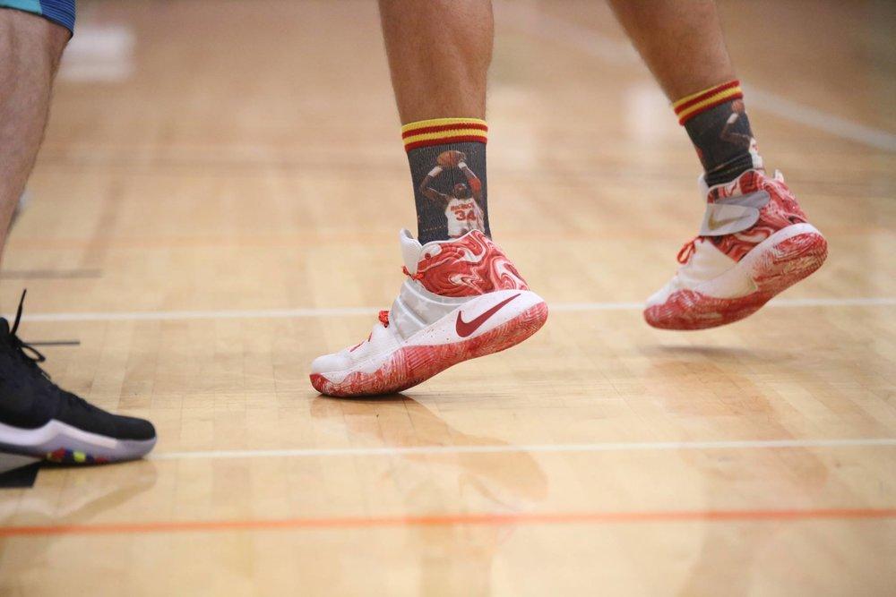 Dream Shake socks...