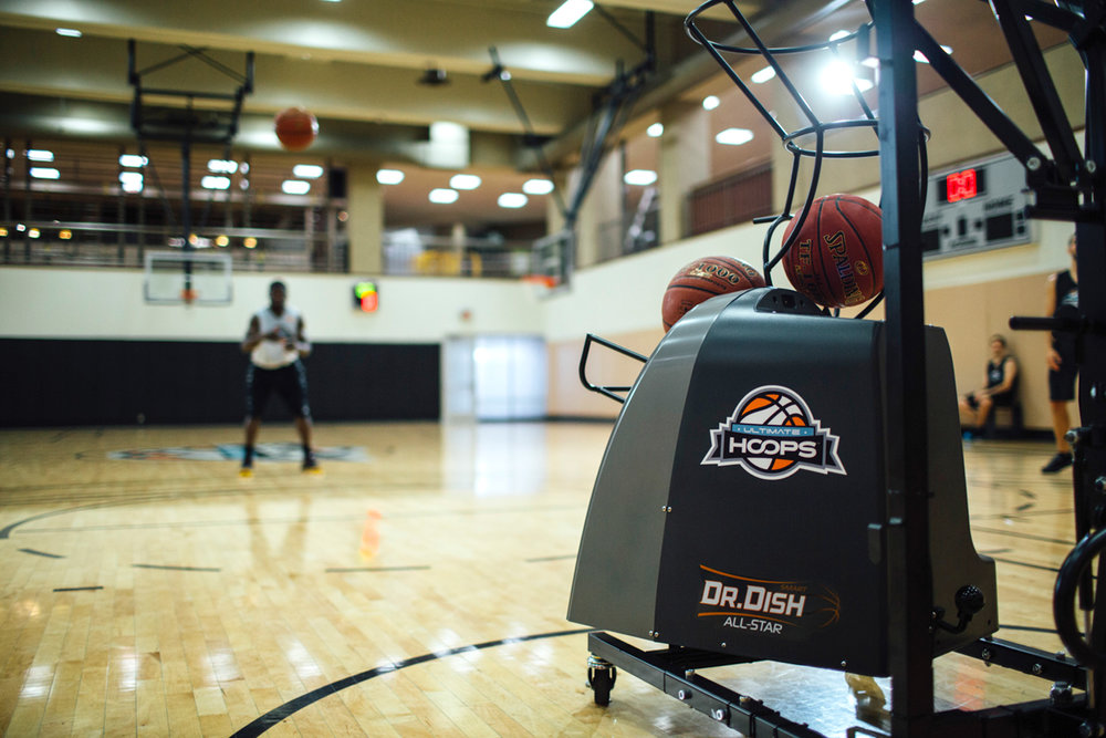 BASKETBALL SKILLS TRAINING - Exclusive to LIFE TIME members, our experienced trainers serve players of all ages and skill levels.