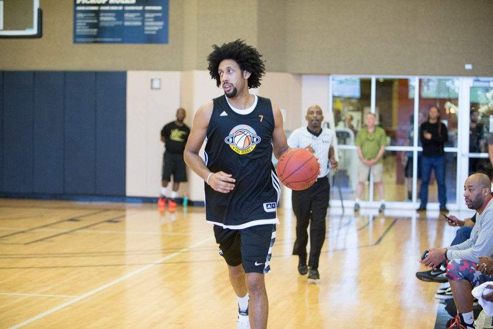 Josh Childress of Reincarnated