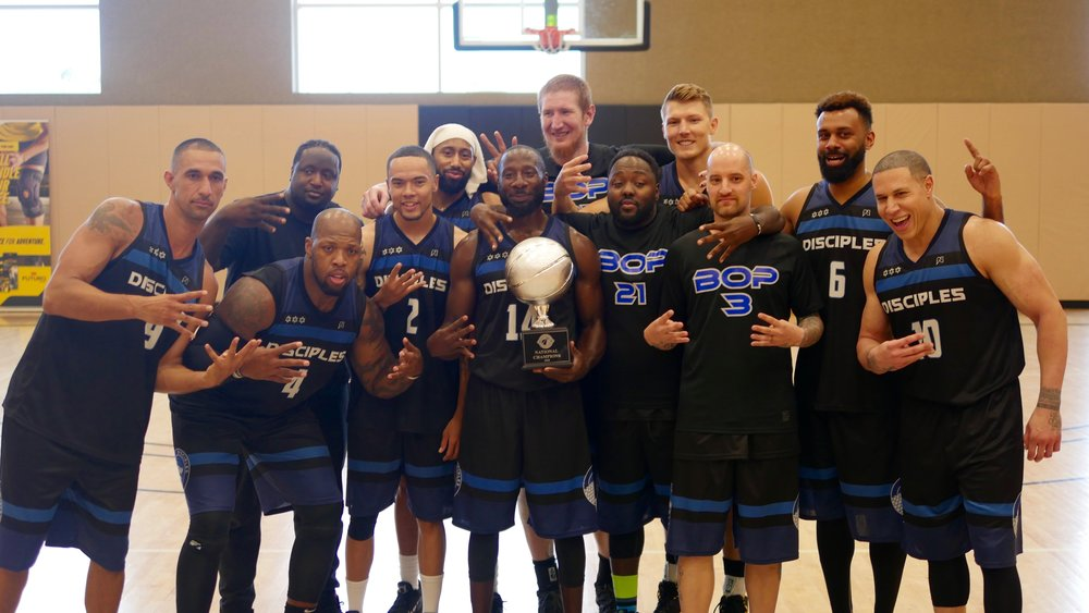 BALL SO HARD - Ball So Hard defeats Vegas Ballers 93-77 to win their 4th straight National Championship.