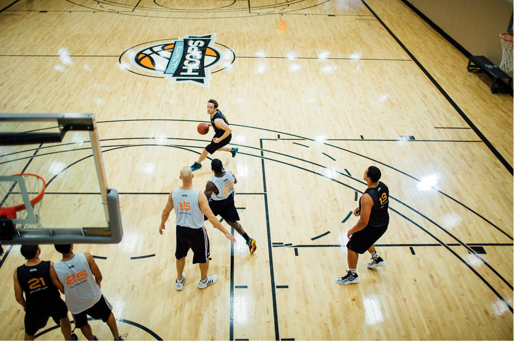 LEAGUES - Join America's largest adult recreational basketball league.